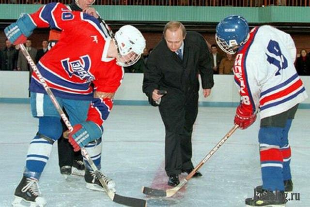 Разносторонний Путин (65 фото + видео)