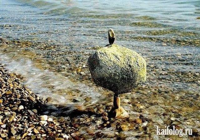 Чудеса равновесия (55 фото)