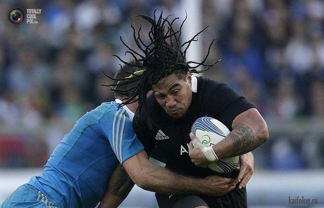 Лучшие спортивные фото 2012 года (75 фото)
