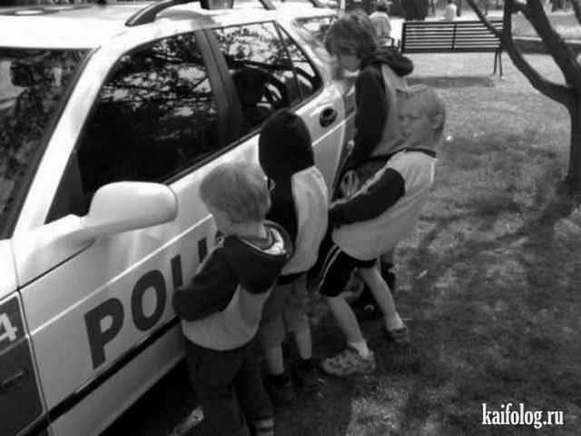 Прикольные дети года 2012 (45 фото)
