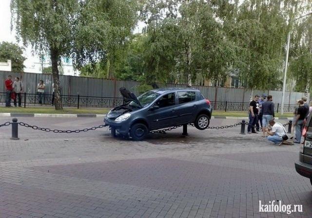 прикольные авто