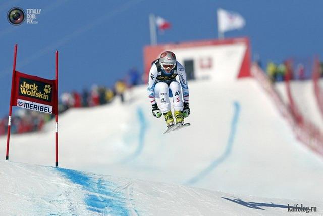 Спортивные фото (60 фото)