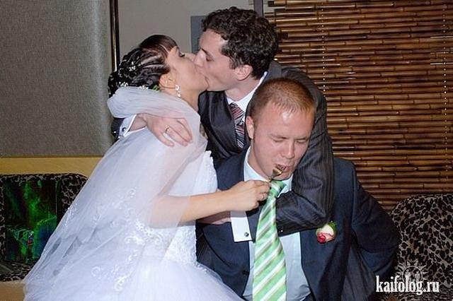 Свадебные фото с одноклассники.ру (60 фото)