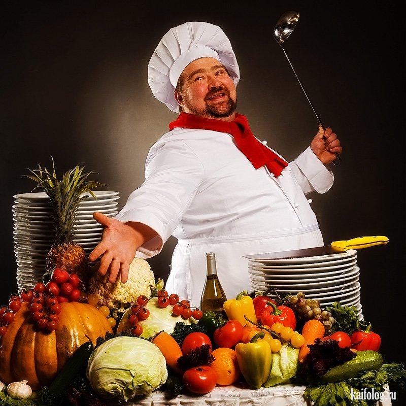 достаточно картинки приколы фото поваров уинстон