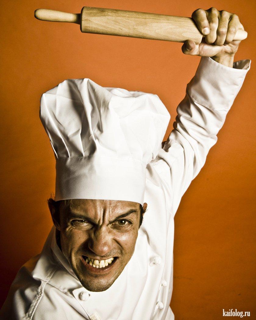 можете смешные картинки лучший повар праздничный стол