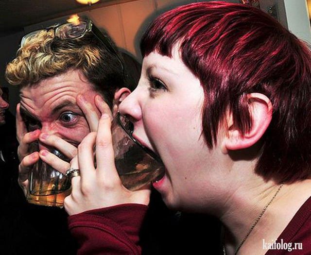 Пьяные фото (50 фото)