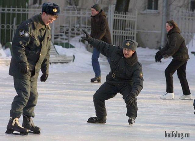 Полицейские приколы (75 фото)