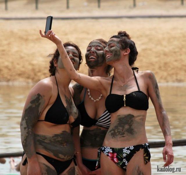Забавные девушки (45 фото)