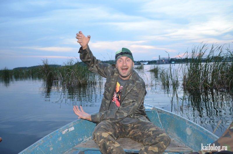 пора на рыбалку фото