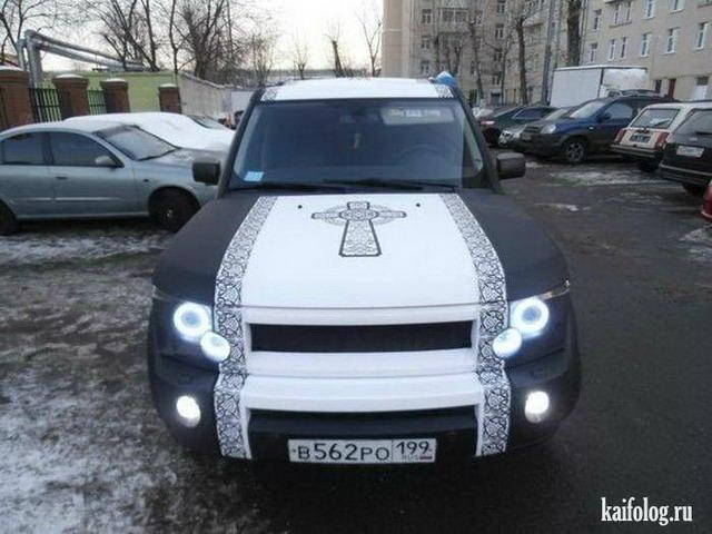 Чисто русские приколы. Подборка - 188 (105 фото)