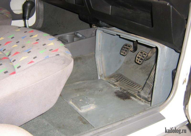 Озонирование салона автомобиля своими руками