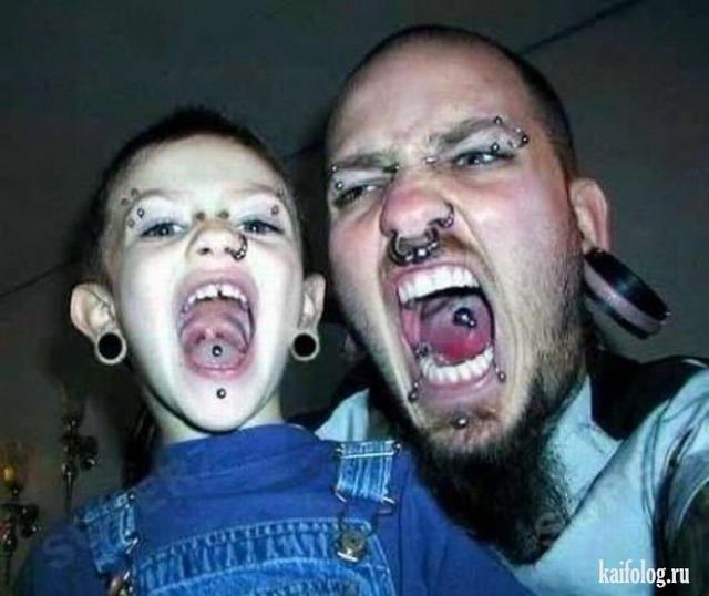 Непутевые родители (55 фото)