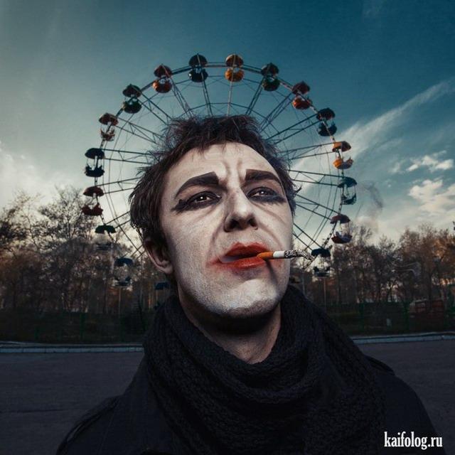 Очень странные мужчины (50 фото)
