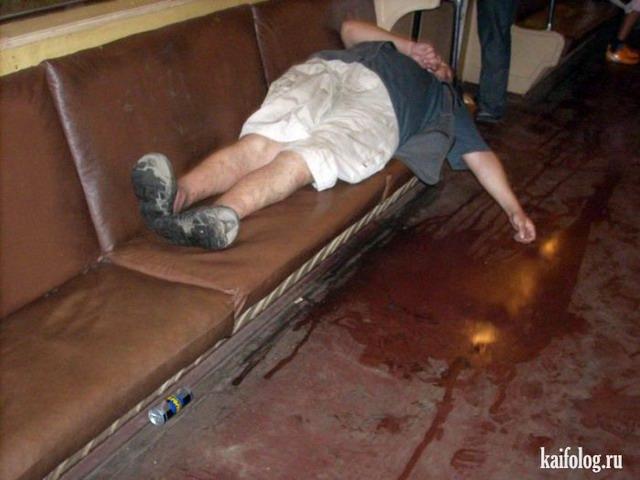 Пьяные (75 фото)