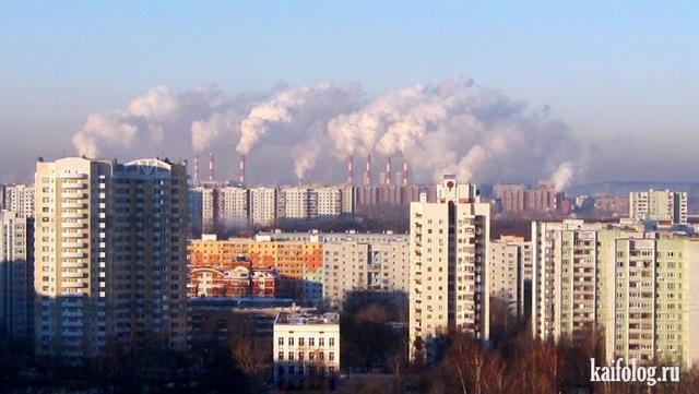 Бред  жилищно-коммунального и городских хозяйств