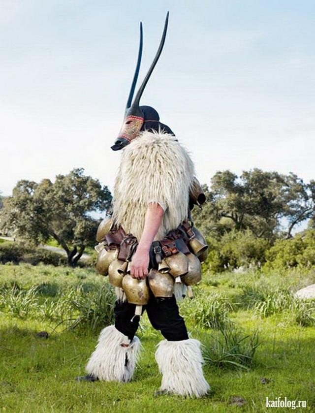 Фольклор и традиции неизвестной Европы (45 фото)