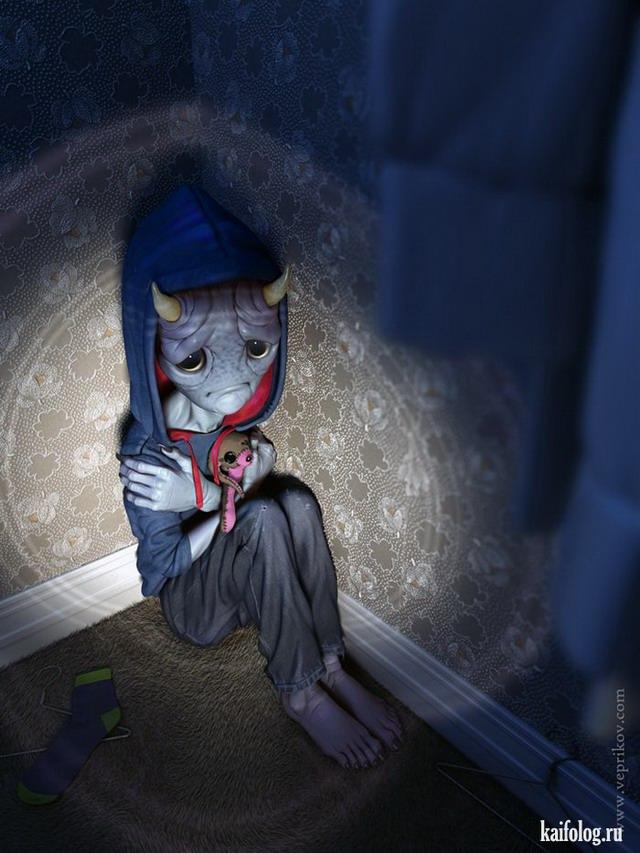 Картинки Никиты Веприкова (40 рисунков)