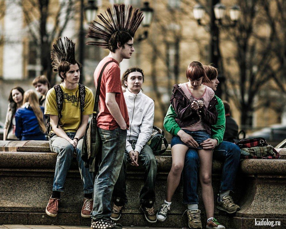 российская молодежь картинки последний день