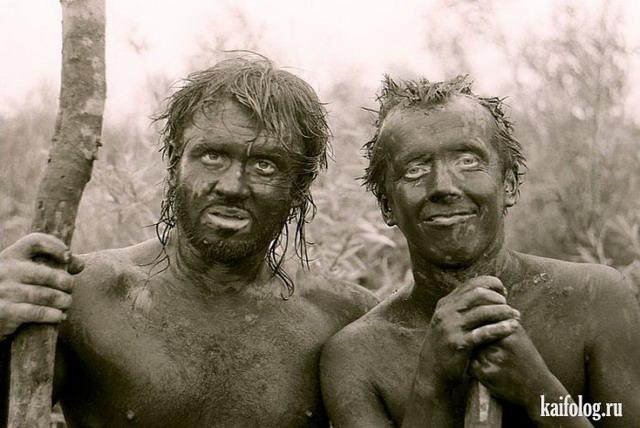 Прикольные мужики (45 фото)