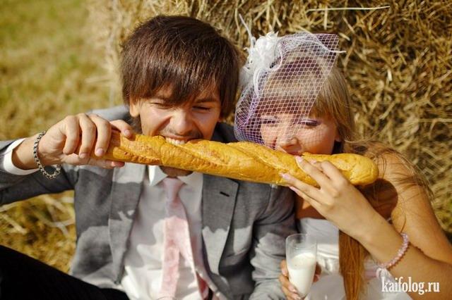 Образцовые свадебные фото (55 фото)