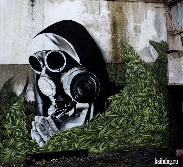 Граффити (50 фото)