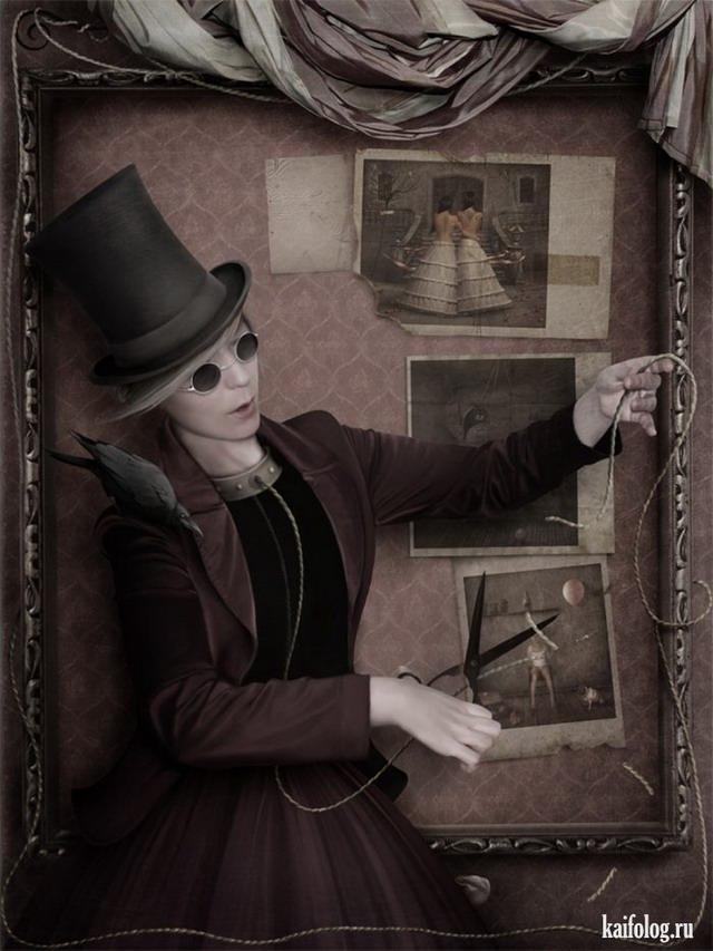 Картинки Ларисы Кулик (35 картинок)