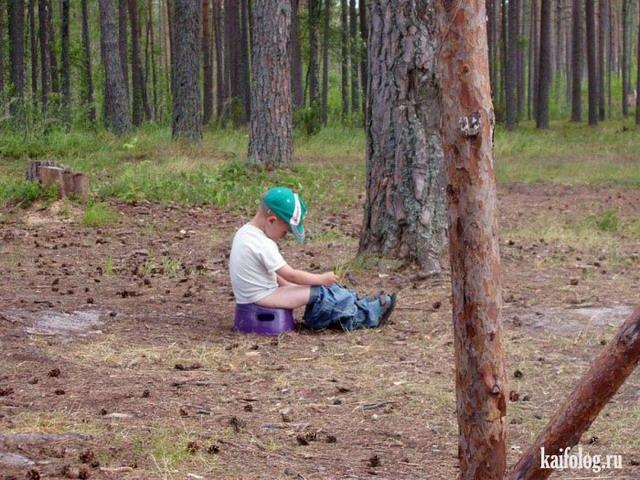 Чисто русские приколы. Подборка - 203 (100 фото)