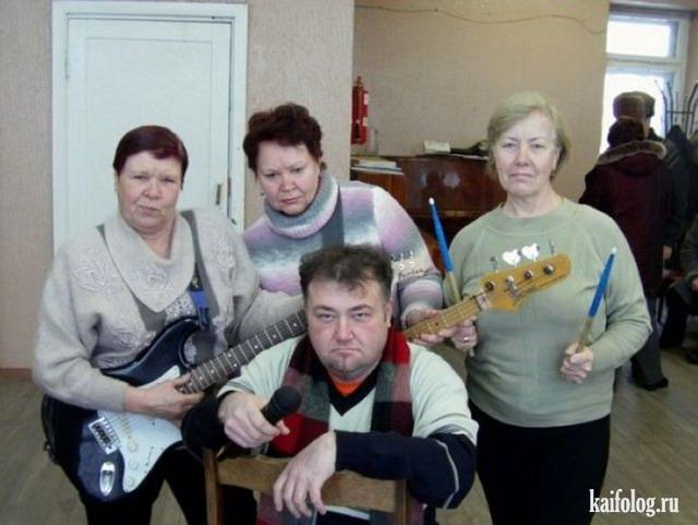 Старики (50 фото)
