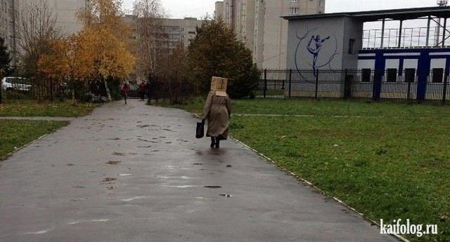Приколы про русскую смекалку (65 фото)