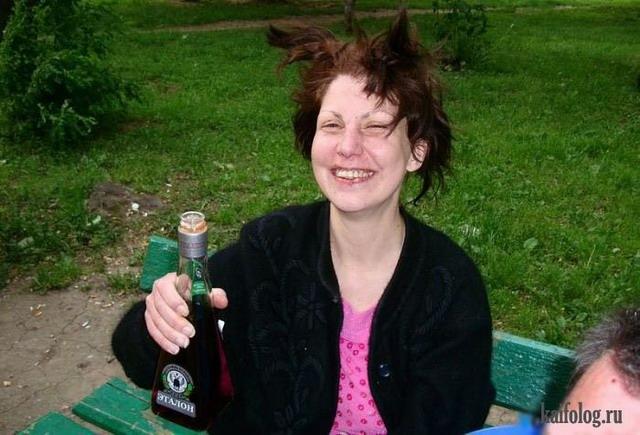 бабы на пьянках фото