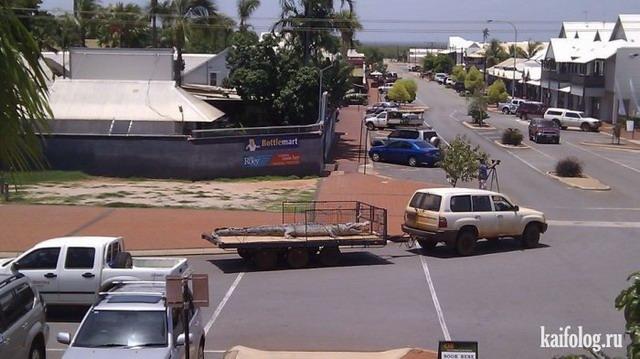 Приколы Google Street View. Часть - 2 (50 фото)