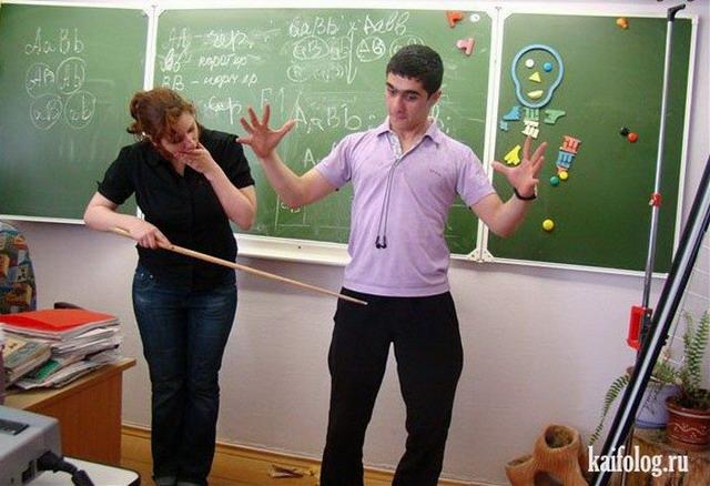 Как сделать фильм о своем учителе