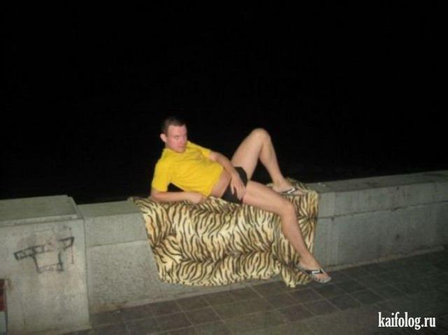 Неадекватные мужчины (50 фото)