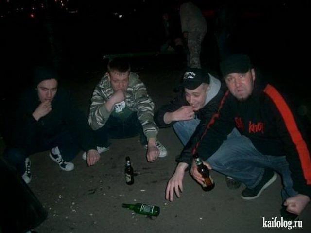 На корточках (50 фото)