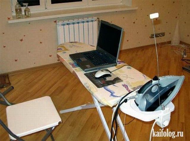 Русские компьютерные приколы (50 фото)