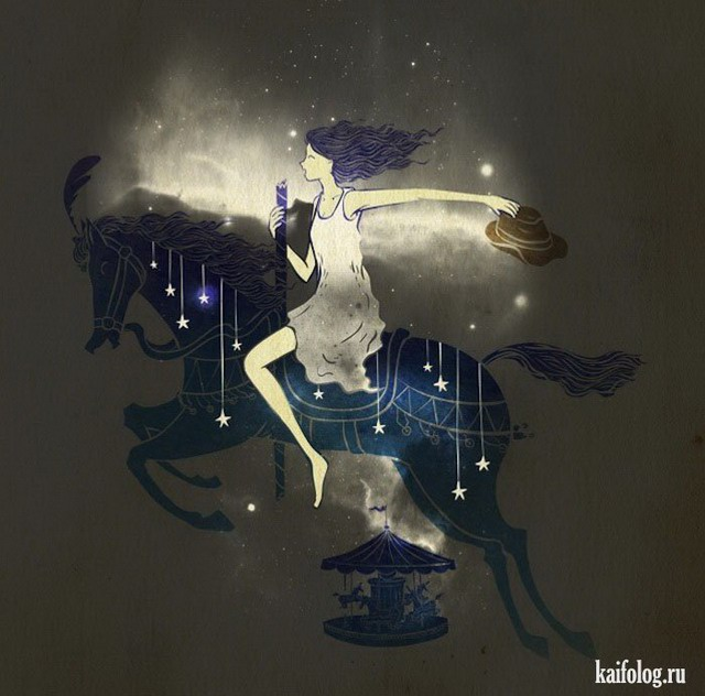 Позитивные картины Хенг Суи Лим (45 рисунков)