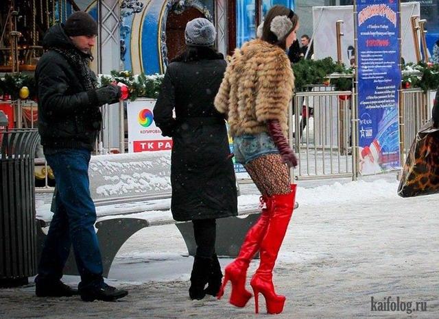 Беспощадная мода (55 фото)