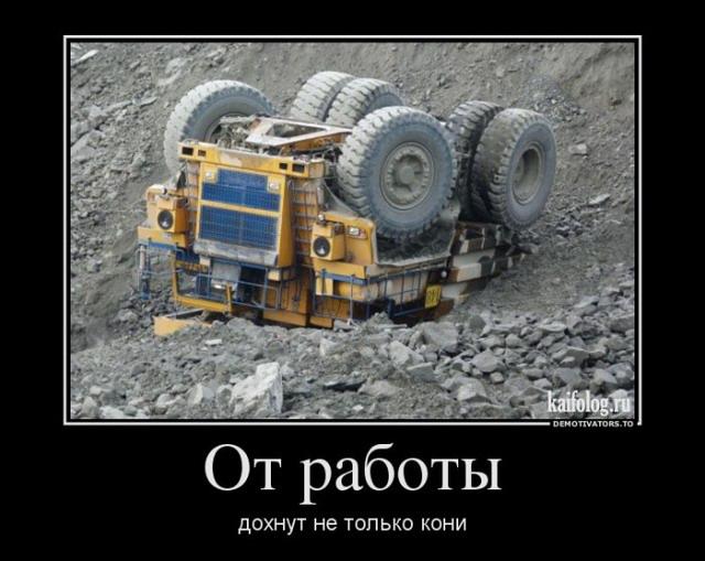 Демотиваторы - 196 (50 фото)