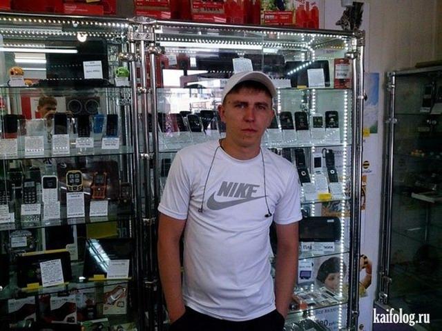 Идиотизмы и фото приколы с odnoklassniki.ru (65 фото)