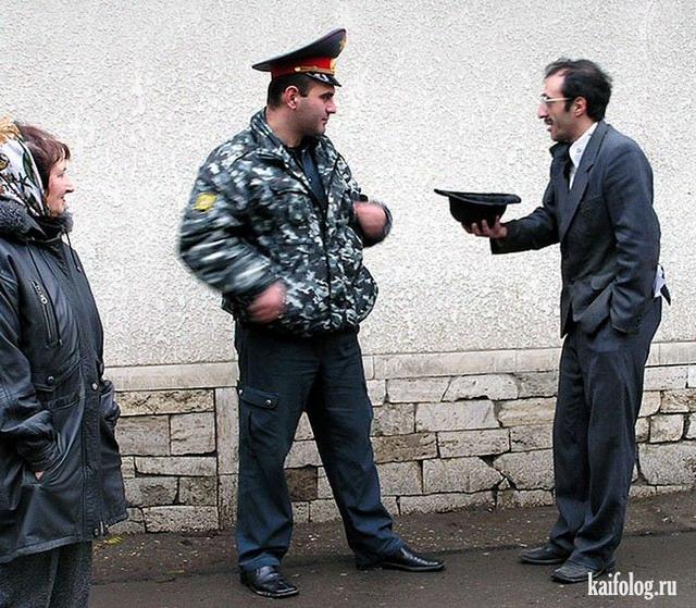 День полиции (45 фото)
