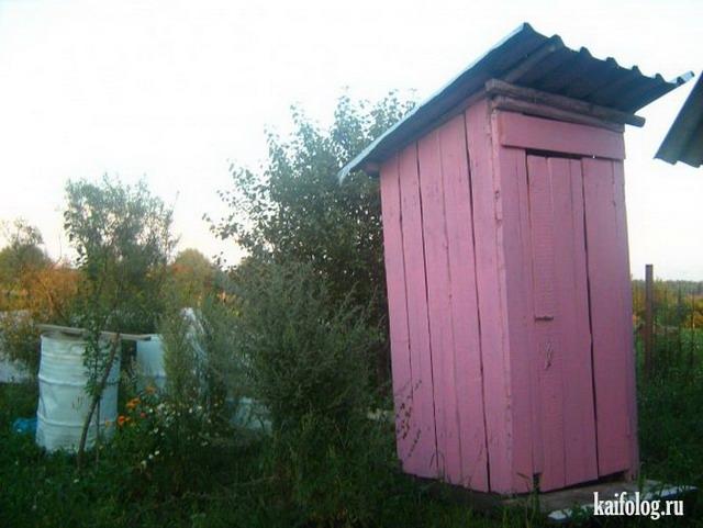 Розовые приколы (50 фото)