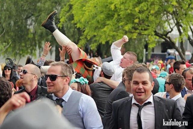 Австралийские лошадиные скачки (40 фото)
