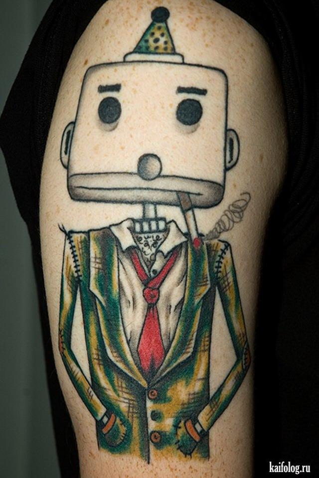 найти татуировку картинке