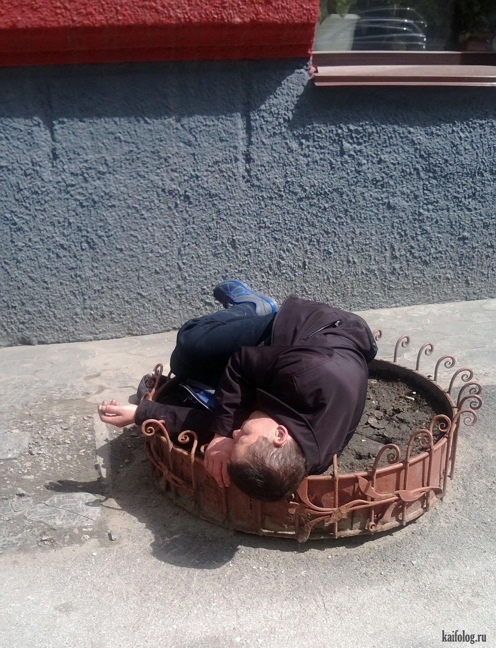 Ржачное фото пьяных телок 5 фотография