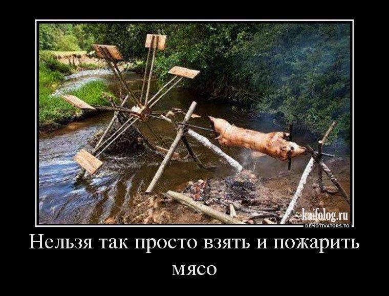 Лучшие чисто русские демотиваторы 2013