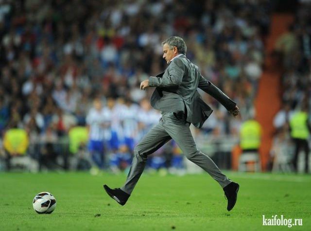 Футбольные приколы (50 фото)