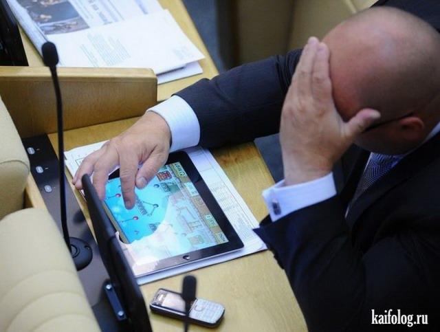 Депутаты госдумы (50 фото)
