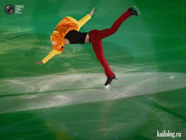 Лучшие спортивные фото 2013 (55 фото)