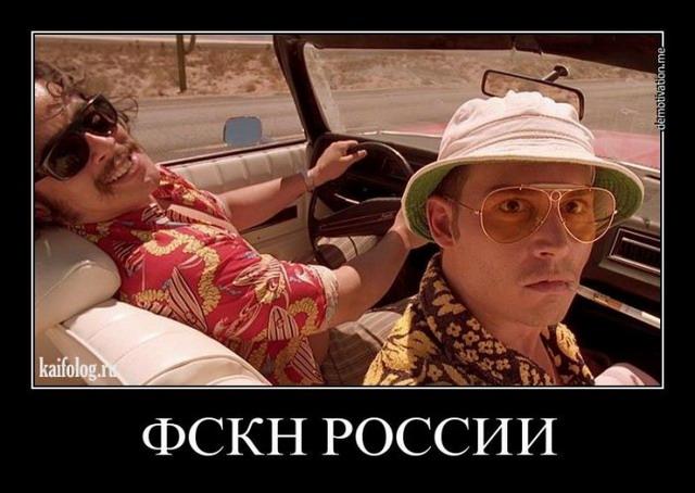 Лучшие чисто русские демотиваторы 2013 года (125 фото)