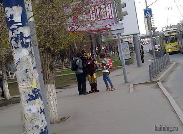 Омские приколы (70 фото)